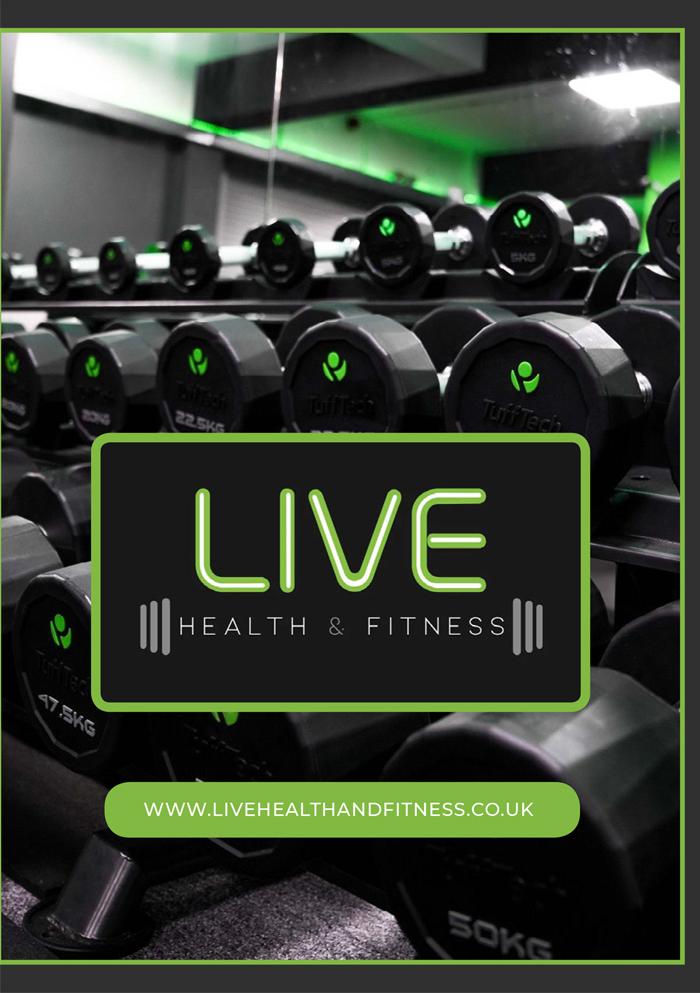 Live Health & Fitness