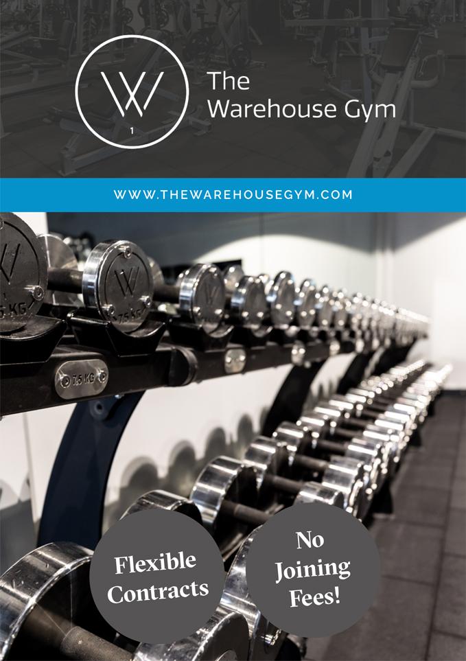 Warehouse Gym UK